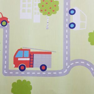 שטיח מקיר לקיר דגם משאית