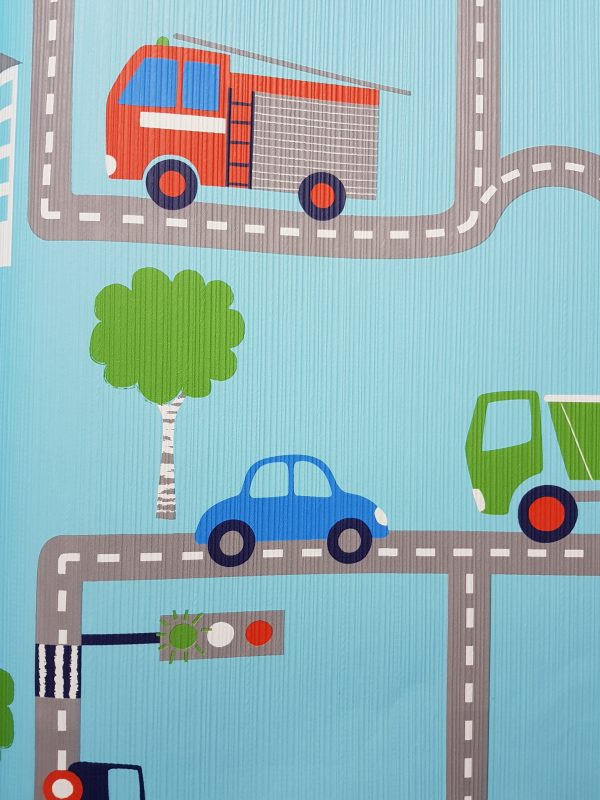 שטיח מקיר לקיר דגם רכב