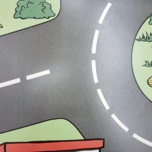 פי וי סי דגם רחוב