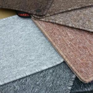 שטיח לולאות מקיר לקיר במגוון צבעים